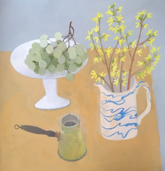Wendy Jacob, Forsythia