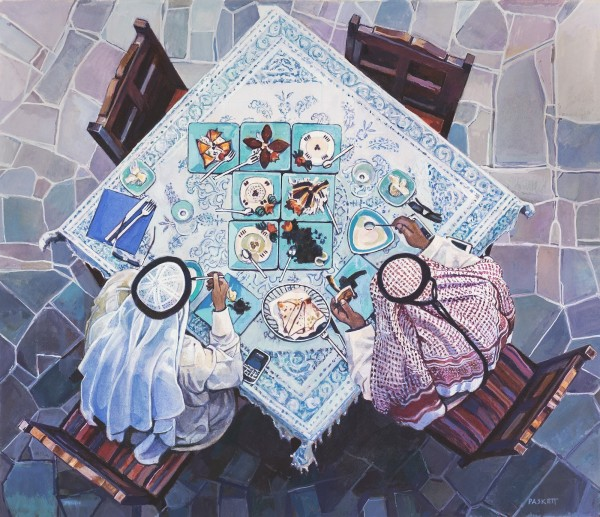 David Paskett, A Square Meal, Dubai