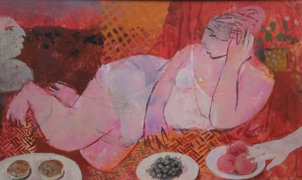 Richard Sorrell, Sleeping Woman