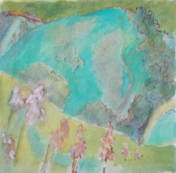 Anne Marlow, The Orchid Slope