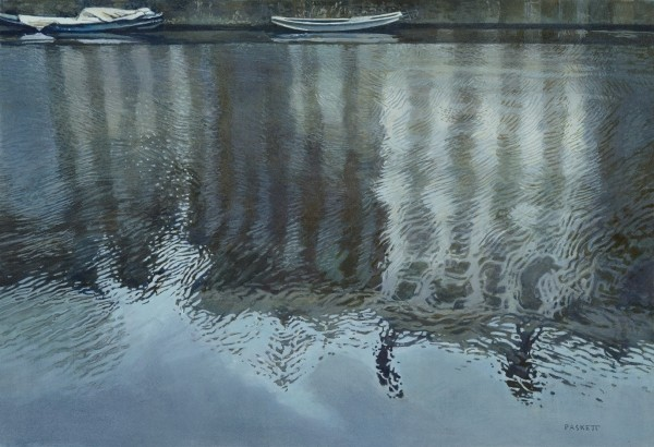 David Paskett, Shimmering Water, Amsterdam