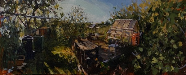 Paul Regan, Allotment V