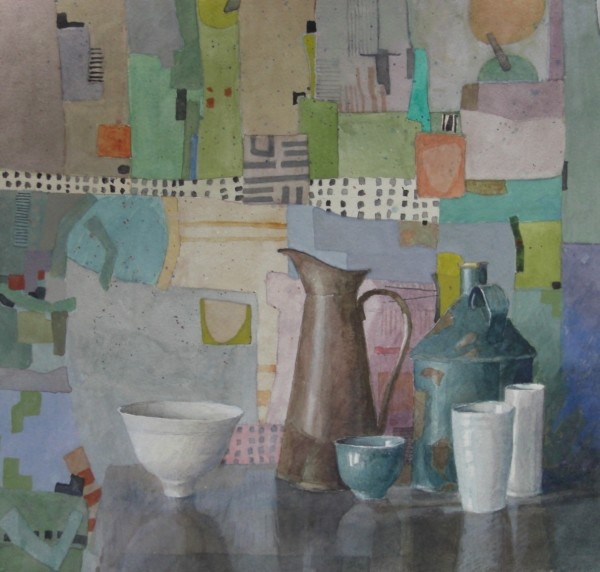 Annie Williams, Still Life with Copper Jug