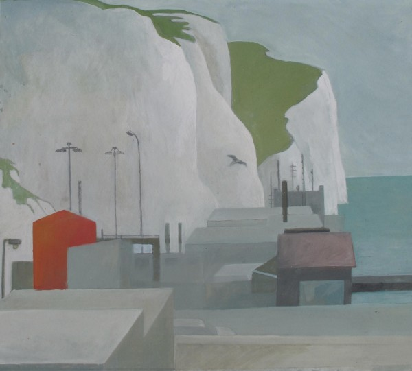 Wendy Jacob, Dover: The Cliffs