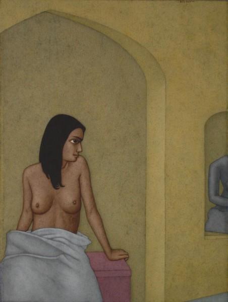 Shanti Panchal, The Arch