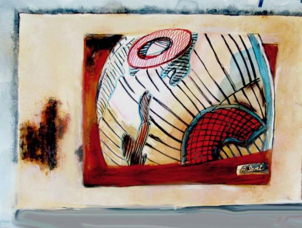 Agathe Sorel, Curved Sky Lanzarote