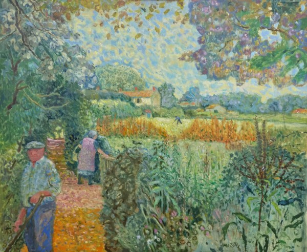 June Berry, The Path Around the Fields