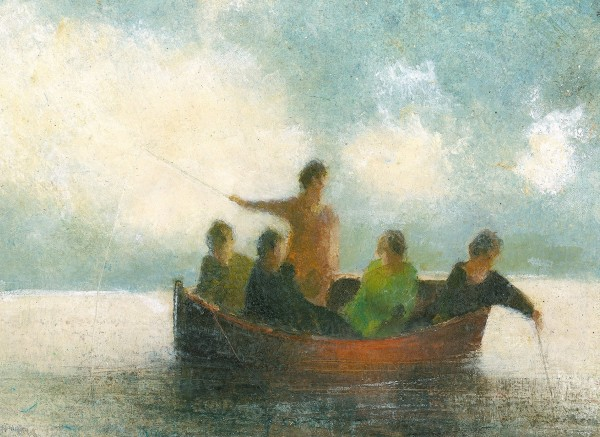 David Brayne, The Crossing
