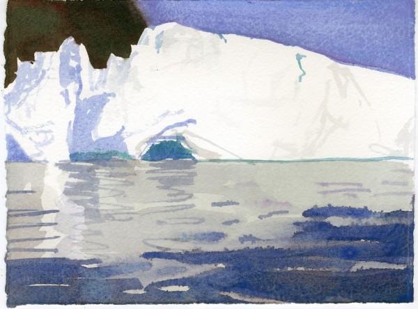 Simon Pierse, Iceberg, Ilulissat XI