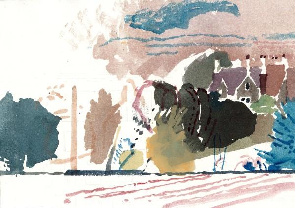 Paul Newland, Manor House Across the Fields
