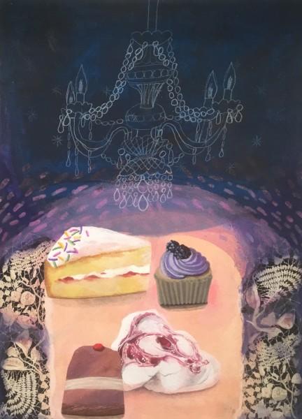 Gertie Young, Teatime Memories