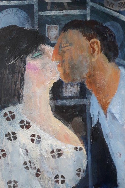 Richard Sorrell, A Social Kiss
