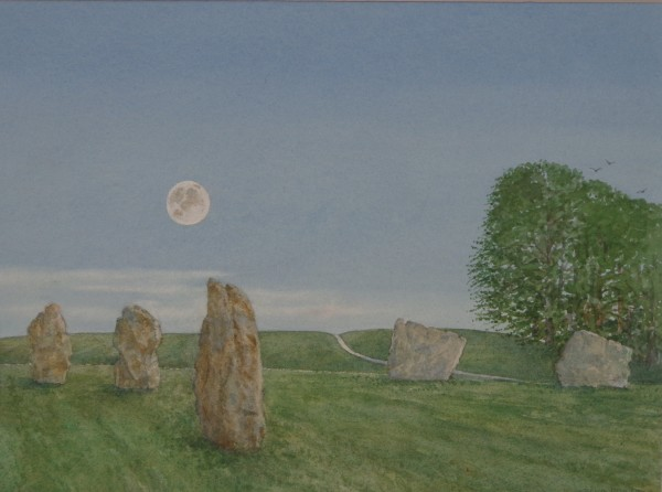 David Payne, Moonrise Avebury