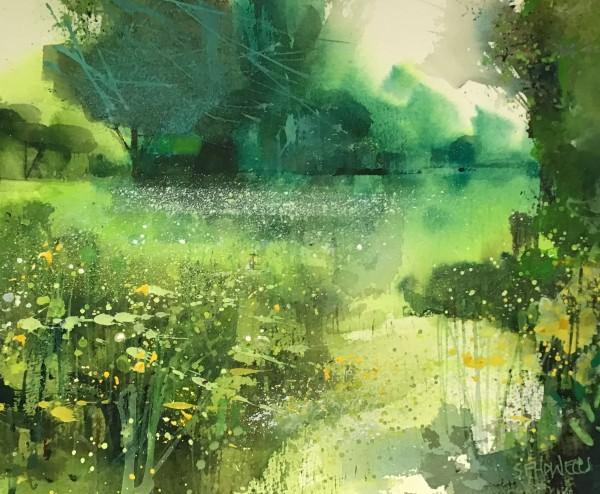 Sue Howells, Riverside Irises
