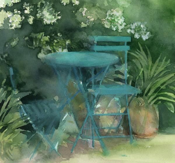 Liz Butler, Shady Garden
