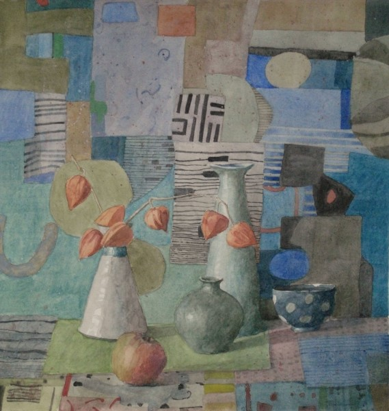 Annie Williams, December Still Life
