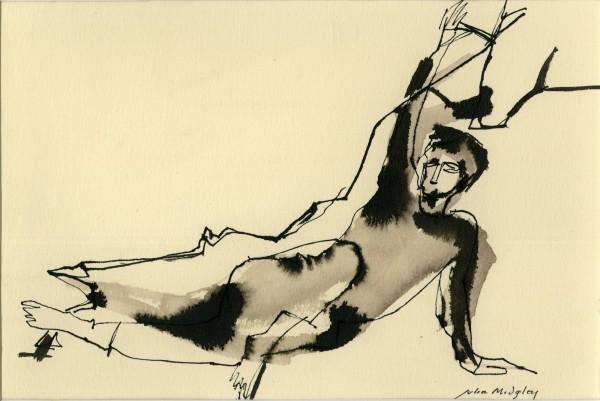 Julia Midgley, Dancer with Branch