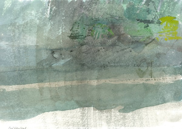Paul Newland, River Avon Below Bristol