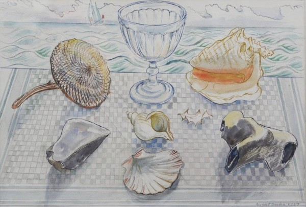 Richard Bawden, Objet Trouve by the Sea