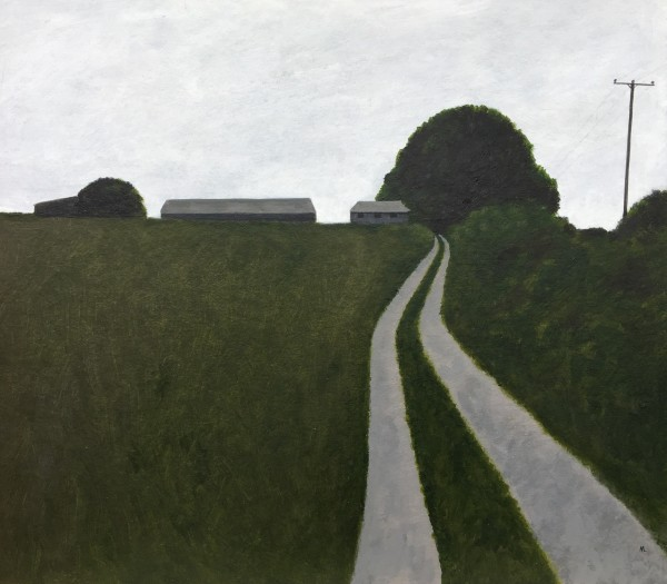 Martin Leman, Track to the Farm