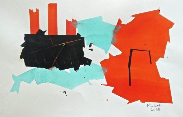 Geoffrey Pimlott, Four Orange Blacks