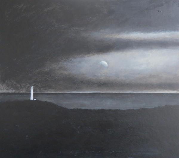 Martin Leman Near Dark Acrylic