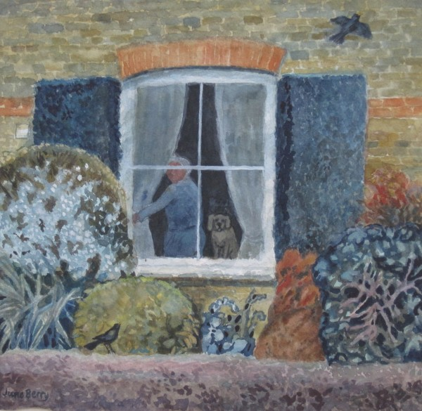 June Berry, The Window