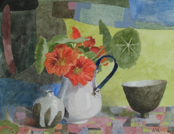 Annie Williams, Nasturtiums
