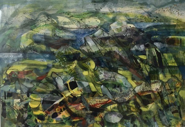 Mark Raggett, Welsh Landscape