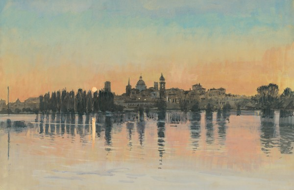John Doyle, Sunset Mantua