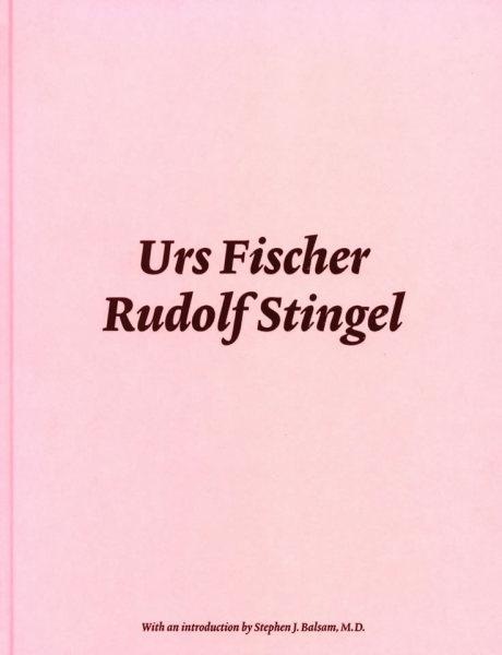 Urs Fischer and Rudolf Stingel