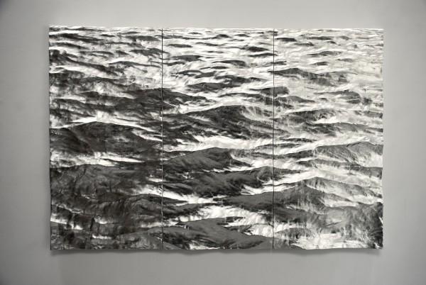 Seascape 2, ( 3 Panel ), 2018