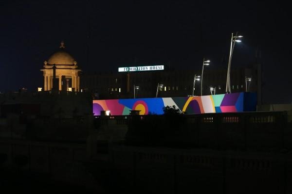 Sintatantra Bright Dawn Karachi Biennale 8