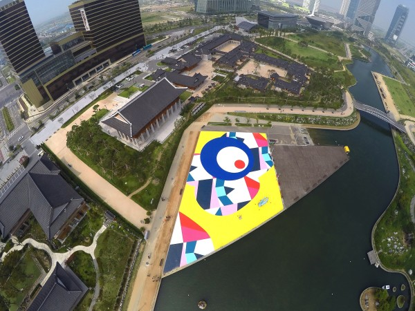 City of Songdo, Songdo, South Korea, 2015