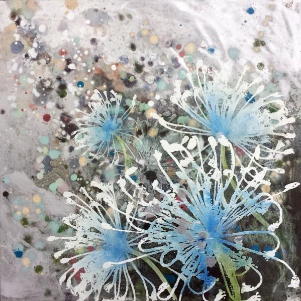 Cara Enteles, Wind Pollination, 2016