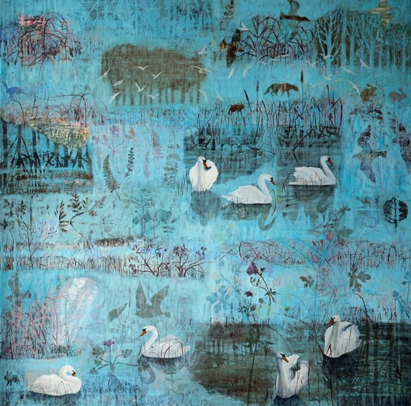 Dawn Stacey, Calm Blue Waters