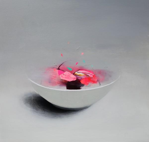 Fran Mora, Cuenco No. II, 2017
