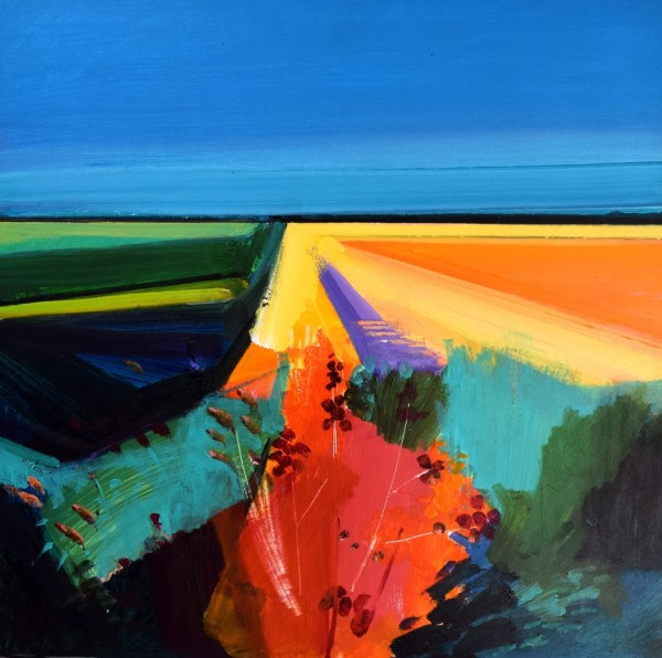 Fred Ingrams, Harvest Evening, 2018