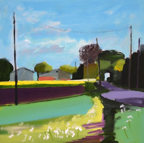 Fred Ingrams, Middle Drove, Middle Level, 2020