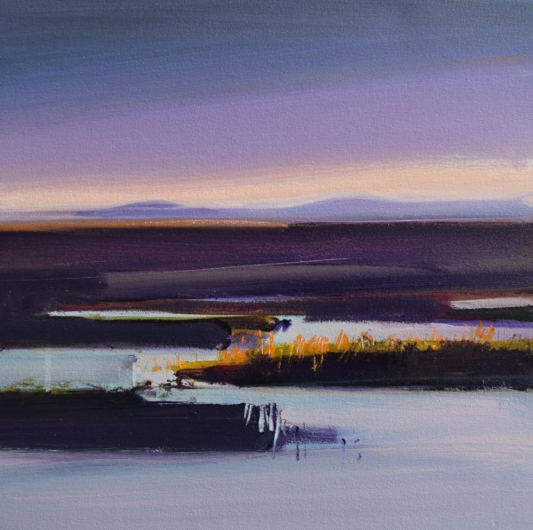 Fred Ingrams, Winter Evening, Forsinard Flows, 2020
