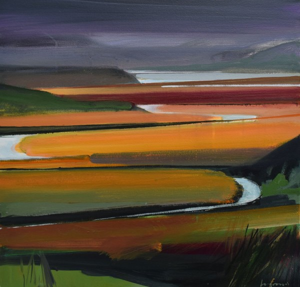 Fred Ingrams, Autumn, Badanloch Sutherland, 2020