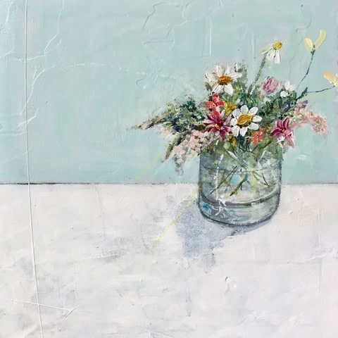 Jane Skingley, Flowers No.3, 2019