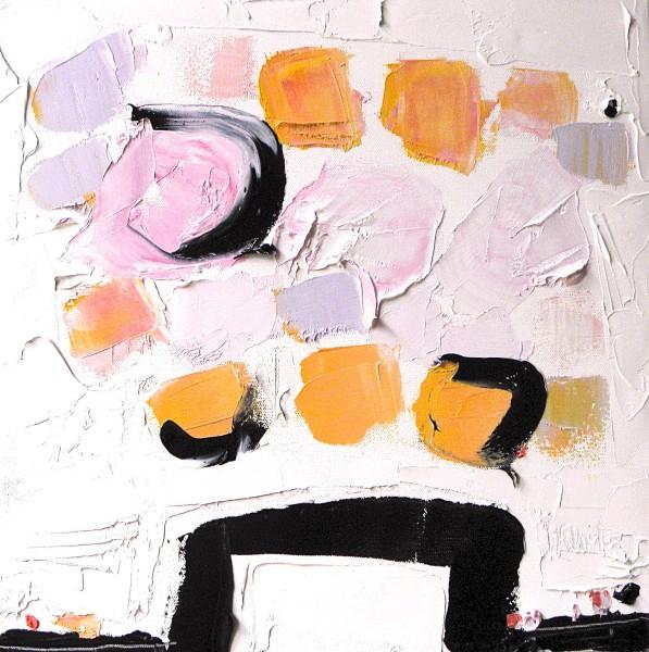 Alison McWhirter, Untitled (Orange Roses), 2017