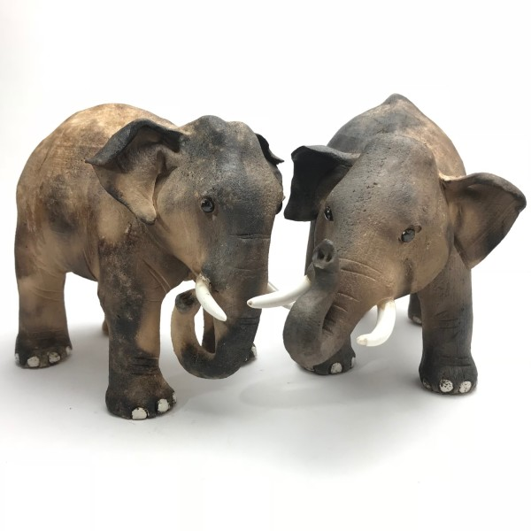 Virginia Dowe - Edwards, Elephants