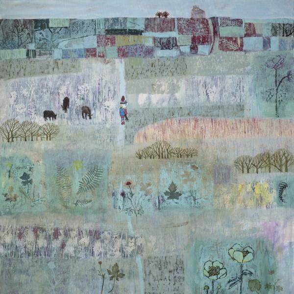 Dawn Stacey, Spring Meadow Walk