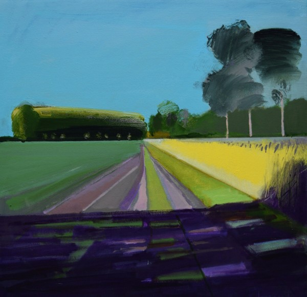 Fred Ingrams, West Row, April 2020