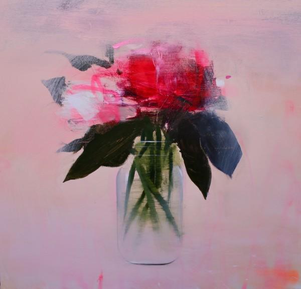 Fran Mora, Pink Roses, 2017