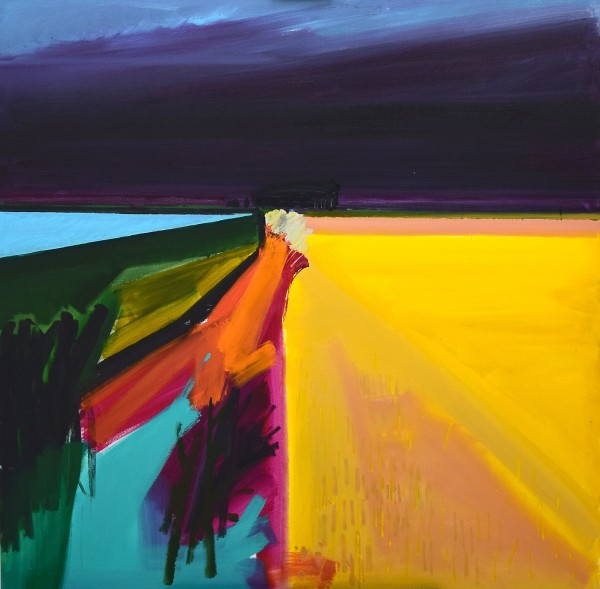 Fred Ingrams, Night Harvest, 2018