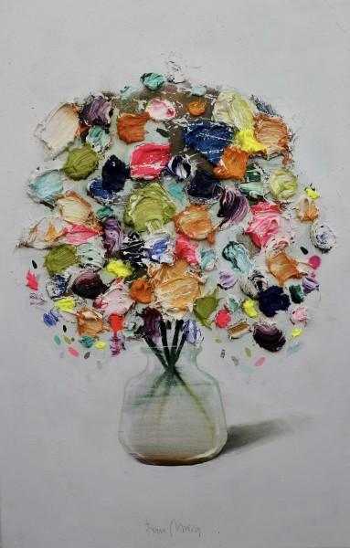 Fran Mora, New Flowers, 2020