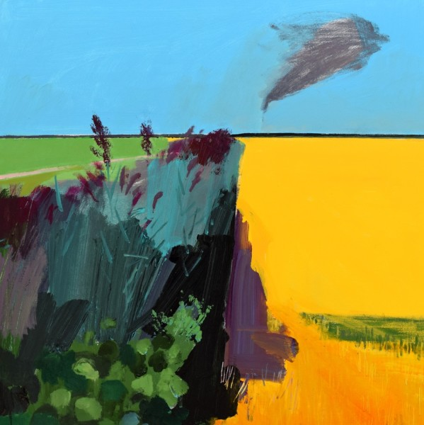 Fred Ingrams, Smoke, 2018